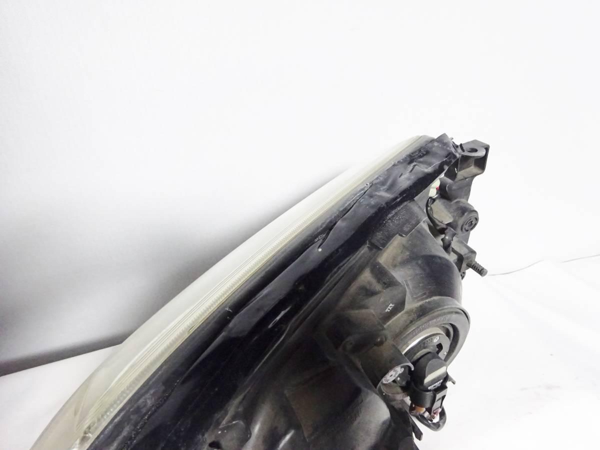 磨クリーニング済 フォレスター SG5 SG9 後期 HID キセノン ヘッドライト ヘッドランプ 左 左側 ICHIKOH 1761 HCHR-308 _画像3