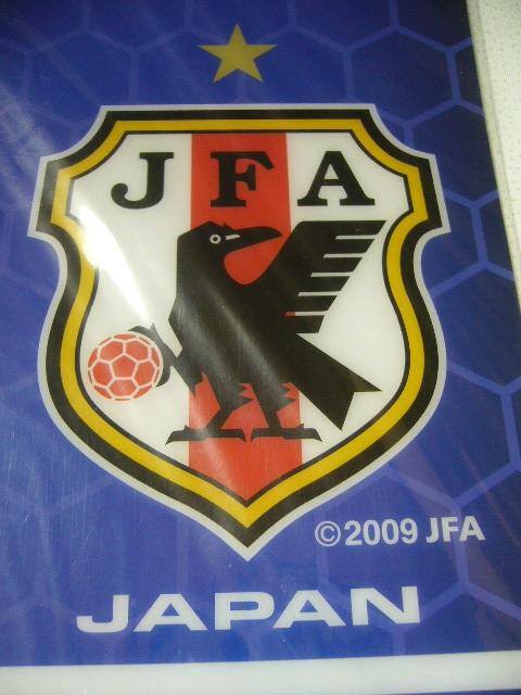 JFA なでしこジャパン JAPAN WOMEN'S NATIONAL TEAM 下敷き ジャパン サッカー 女子サッカー オフィシャルグッズ 公認 新品_画像2