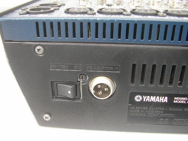 ☆ヤマハ YAMAHA MG206C-USB アナログミキサー_画像8