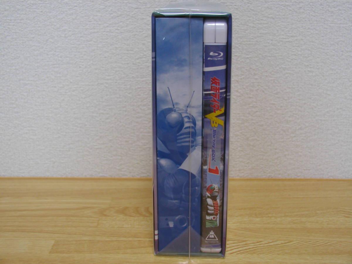 ☆『仮面ライダーV3 Blu-ray BOX 1~3』_画像3