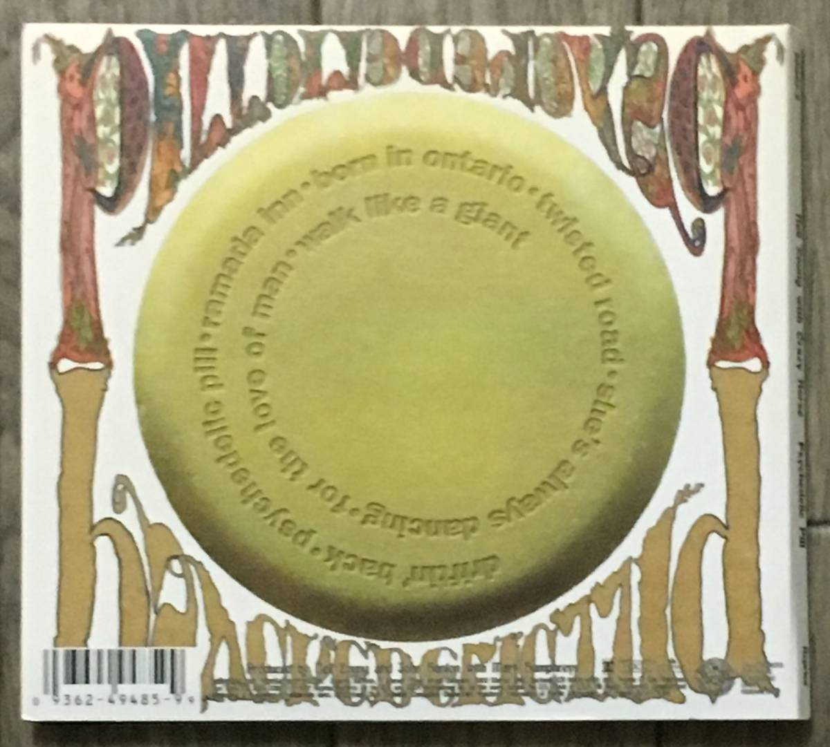 Neil Young with Crazy Horse☆Psychedelic Pill☆2CD☆輸入盤☆美品☆ニール・ヤング クレイジー・ホース☆『サイケデリック・ピル』_画像3