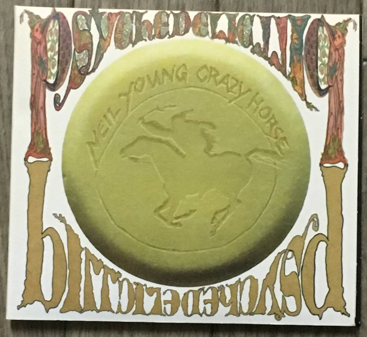 Neil Young with Crazy Horse☆Psychedelic Pill☆2CD☆輸入盤☆美品☆ニール・ヤング クレイジー・ホース☆『サイケデリック・ピル』_画像1