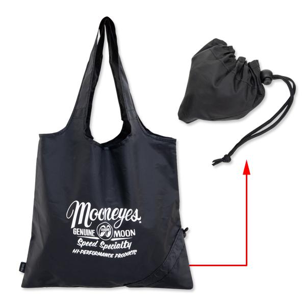 MOON ショッピング トート バック MOONEYES ムーンアイズ MG860_画像1