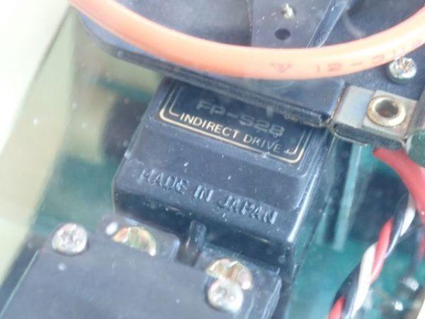 KH31◆プレイトロン 電動RC ドーベルマン 1/10 レーシングバギー+Futaba/フタバ プロポ FP-2NR 未チェック現状/ラジコン 京商 送:/120_画像9