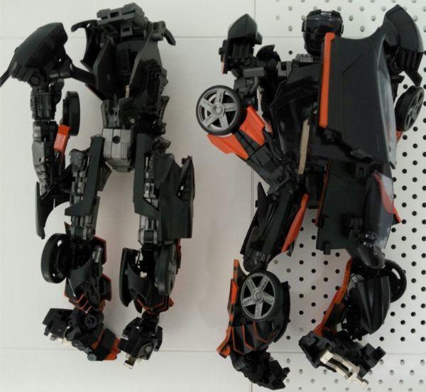 ※DX9 Toys X UNIQUETOYS K3 LAHIRE 第2弾!  ジャンク品A10037-1_画像5