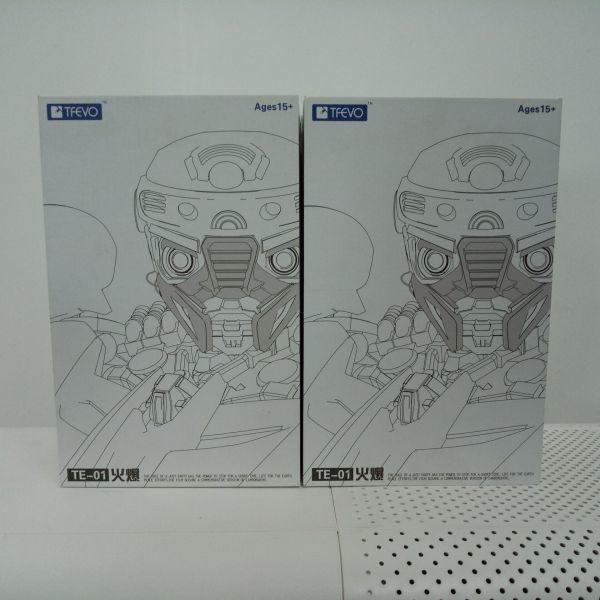 ※DX9 Toys X UNIQUETOYS K3 LAHIRE 第2弾!  ジャンク品A10037-1_画像2