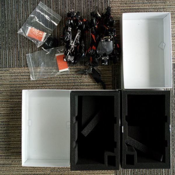※DX9 Toys X UNIQUETOYS K3 LAHIRE 第2弾!  ジャンク品A10037-1_画像4