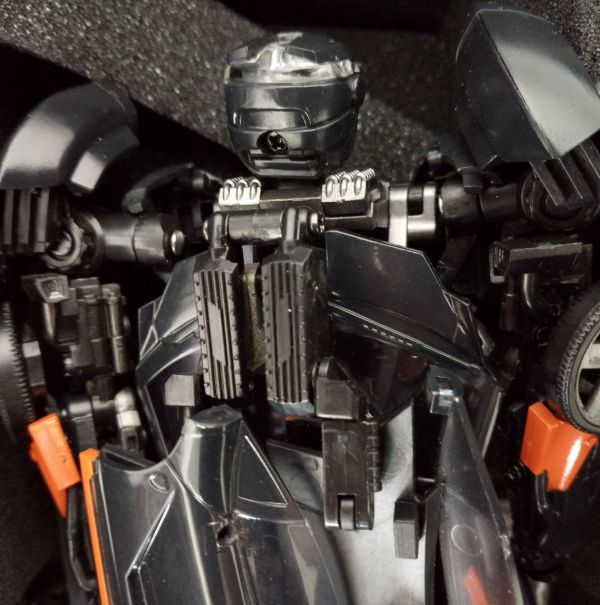 ※DX9 Toys X UNIQUETOYS K3 LAHIRE 第2弾!  ジャンク品A10037-1_画像7