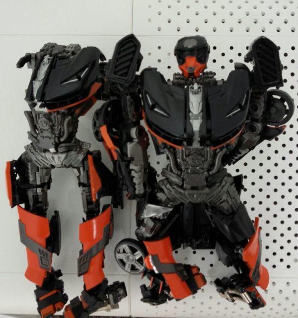 ※DX9 Toys X UNIQUETOYS K3 LAHIRE 第2弾!  ジャンク品A10037-1_画像9