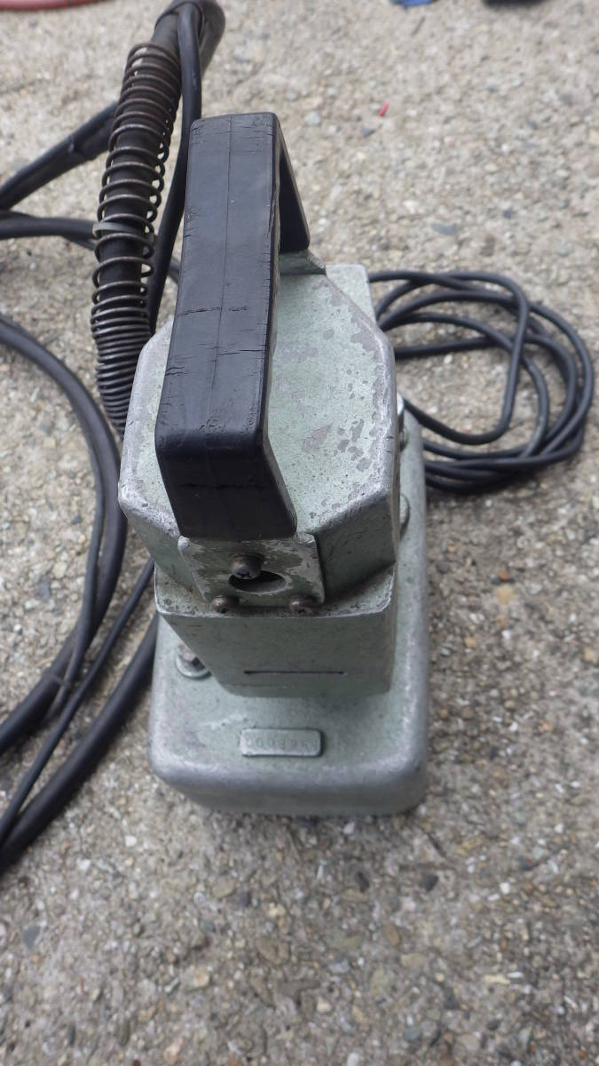カクタス 油圧ポンプ AEP-20 泉 ケーブルカッター YSP-30 西田 DAIA 電気 設備_画像8