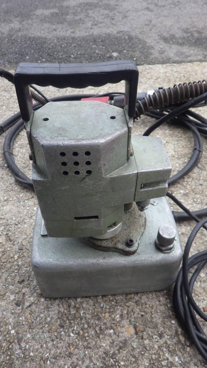 カクタス 油圧ポンプ AEP-20 泉 ケーブルカッター YSP-30 西田 DAIA 電気 設備_画像9