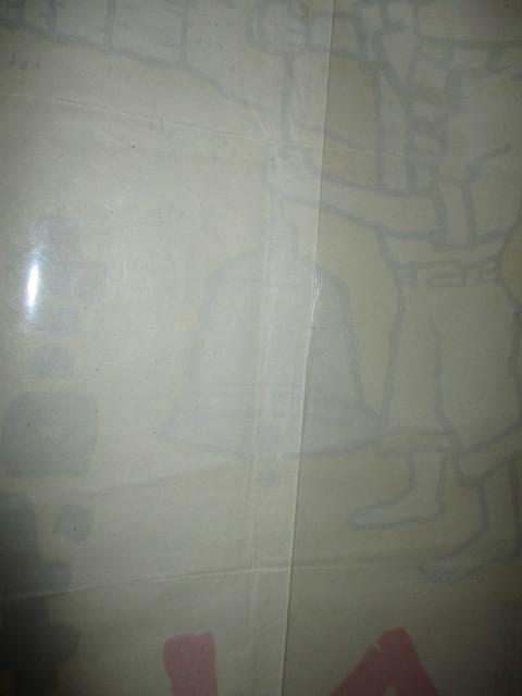 戦後日本の心の名画、松竹 ( 鐘の鳴る丘 )封切り昭和23年 B2版 封切り当時オリジナル_画像8