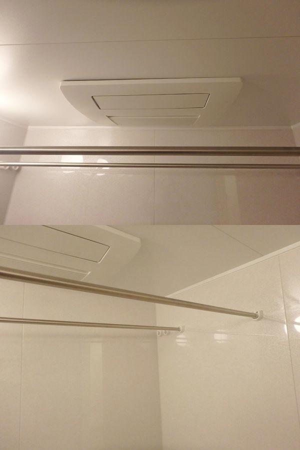 FKW24 展示品 TOTO ユニットバス 1618 換気扇ダミー 水栓付き 排水トラップ 排水隠し無し W1600 H2000 D1800_画像8