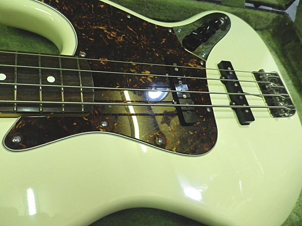 <美品 83' Fender JAPAN JVシリアル フジゲン製 JB62-75 USピックアップ搭載> _画像5