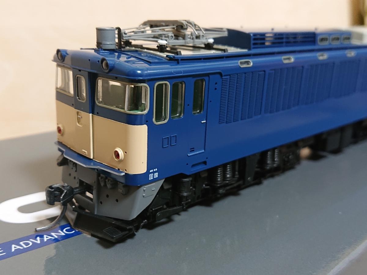 EF62 篠ノ井 HOゲージ