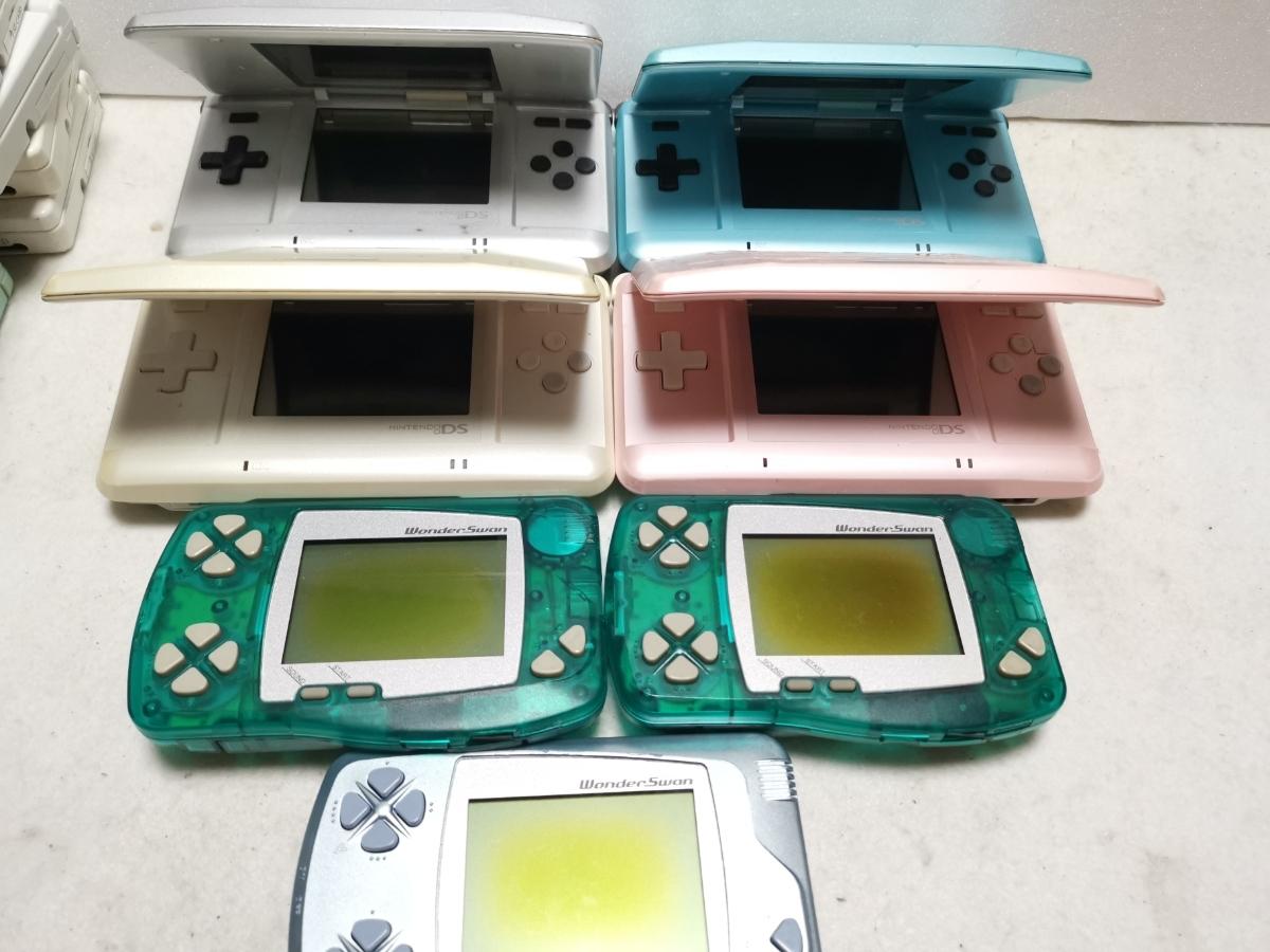 DS 任天堂 46台 まとめ DS Lite DSi アドバンス GAME BOY SP Wander Swan NEOGEO_画像5