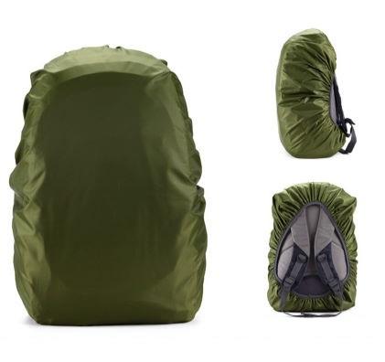 【13色レインカバー】防水 バッグ リュック バックパック 20L 30L 35L 40L 50L 60L キャンプ ハイキング クライミング アウトドア M021_画像6