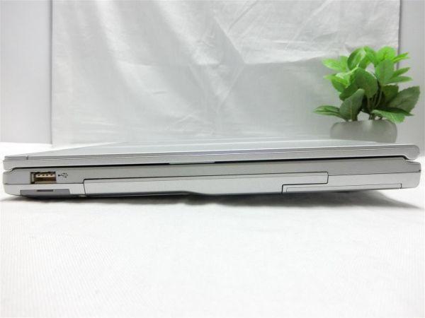 良品・薄型・大画面【SSD搭載】Panasonic Let's note CF-LX3 CF-LX3YD1CS/Core i5/8GB/128GB SSD/最新Windows10/Office/PC01561_画像8
