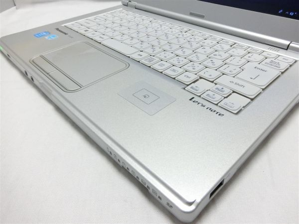 良品・薄型・大画面【SSD搭載】Panasonic Let's note CF-LX3 CF-LX3YD1CS/Core i5/8GB/128GB SSD/最新Windows10/Office/PC01561_画像4