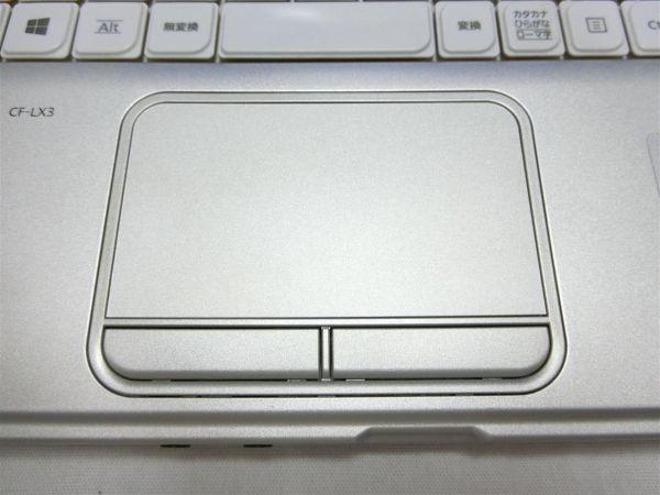 良品・薄型・大画面【SSD搭載】Panasonic Let's note CF-LX3 CF-LX3YD1CS/Core i5/8GB/128GB SSD/最新Windows10/Office/PC01559_画像6