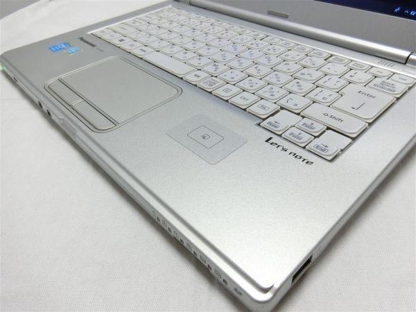 良品・薄型・大画面【SSD搭載】Panasonic Let's note CF-LX3 CF-LX3YD1CS/Core i5/8GB/128GB SSD/最新Windows10/Office/PC01559_画像4