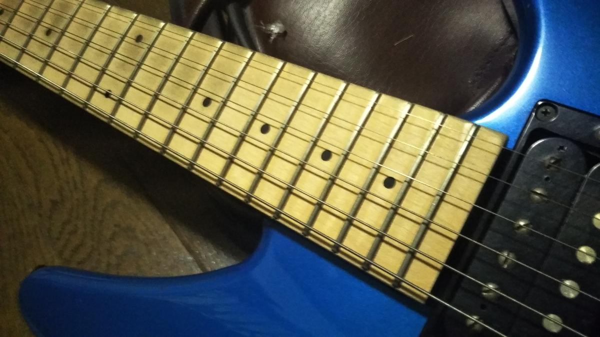 YAMAHA MG-M2 b'z 松本モデル エレキギター ケース付_画像2