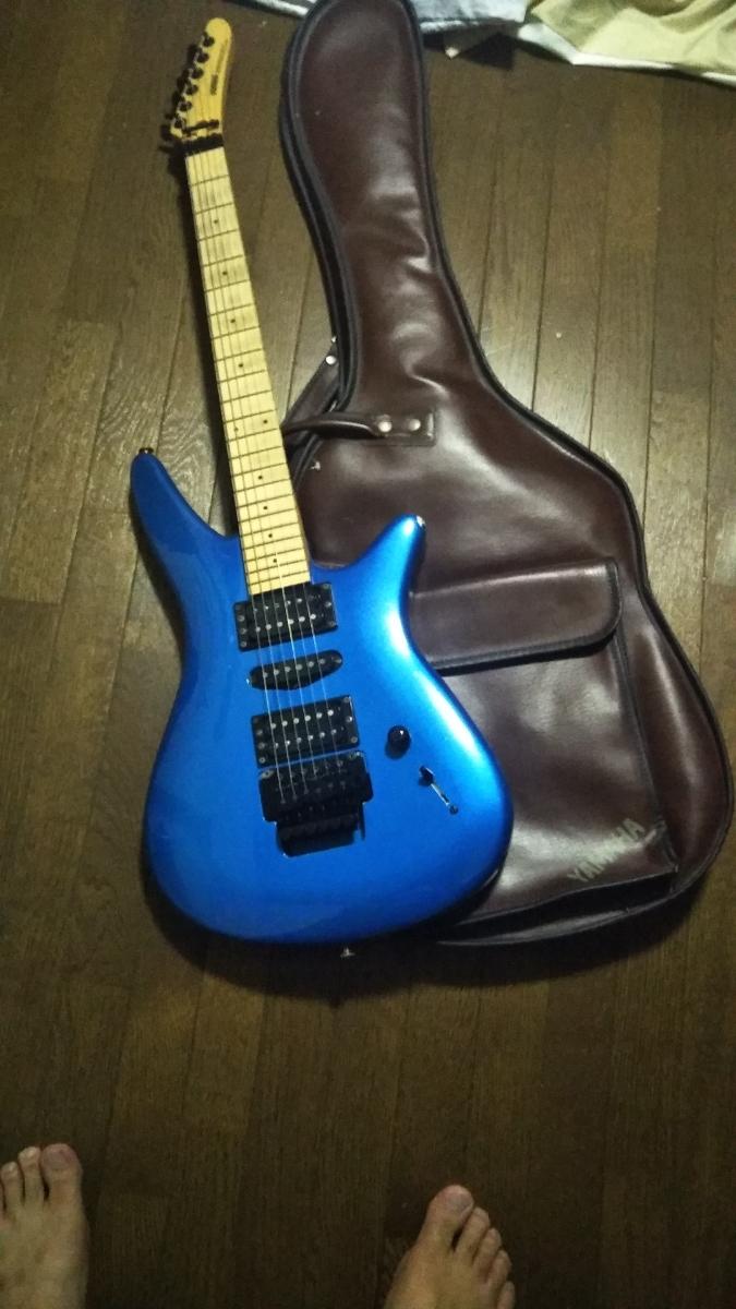 YAMAHA MG-M2 b'z 松本モデル エレキギター ケース付