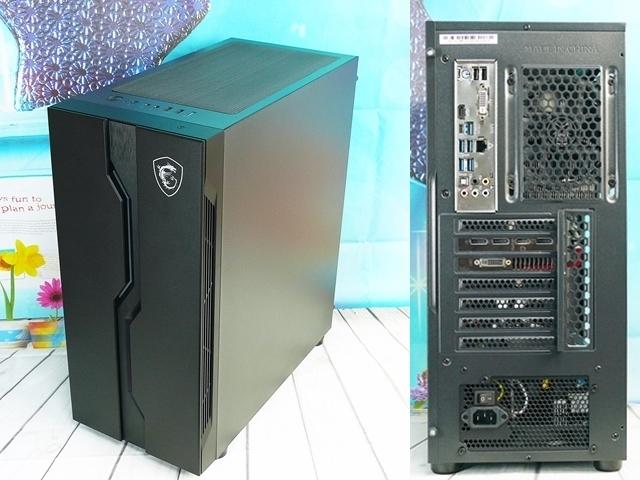 ゲーミングPC【赤い流星】MSI GTX980 GAMING搭載■究極i7-6700K ターボ4.2GHz×8/RAM8GB/新品SSD240GB+HDD3TB/Windows10_画像9