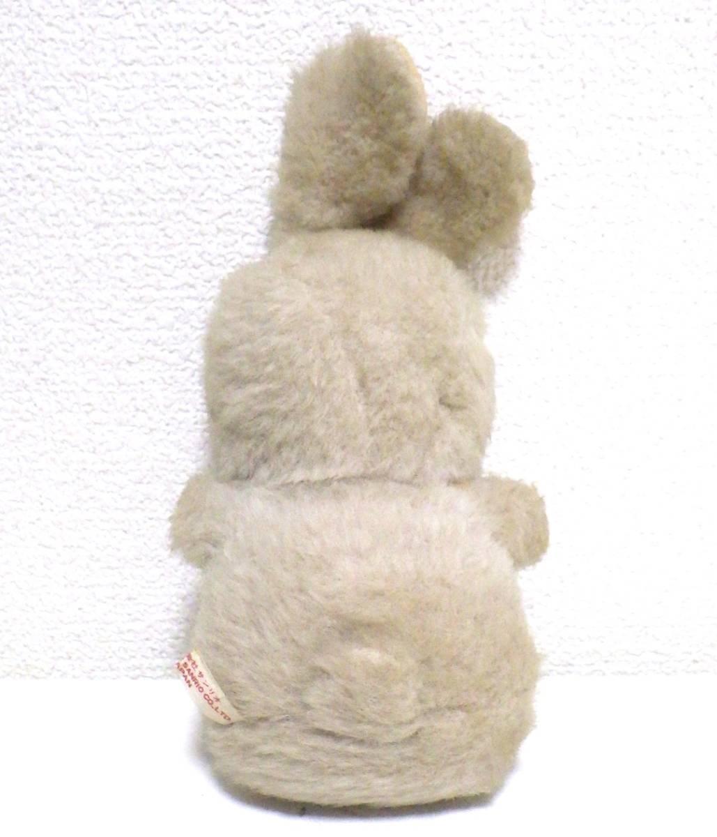 ☆レア☆希少☆サンリオ ウサギ うさぎ ぬいぐるみ 1982 昭和レトロ 日本製 当時物_画像4