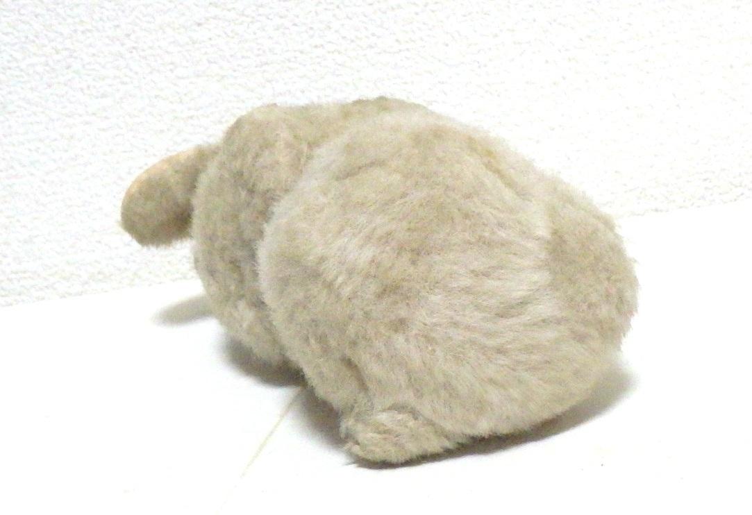 ☆レア☆希少☆サンリオ ウサギ うさぎ ぬいぐるみ 1982 昭和レトロ 日本製 当時物_画像5