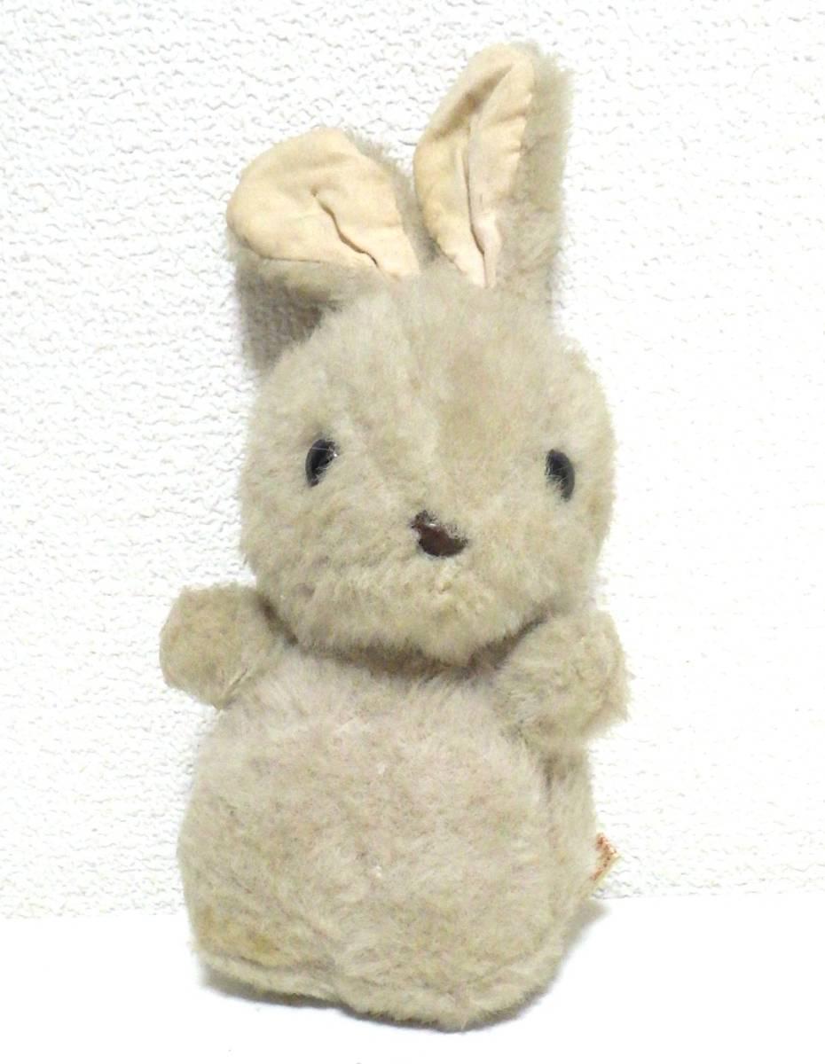☆レア☆希少☆サンリオ ウサギ うさぎ ぬいぐるみ 1982 昭和レトロ 日本製 当時物_画像1