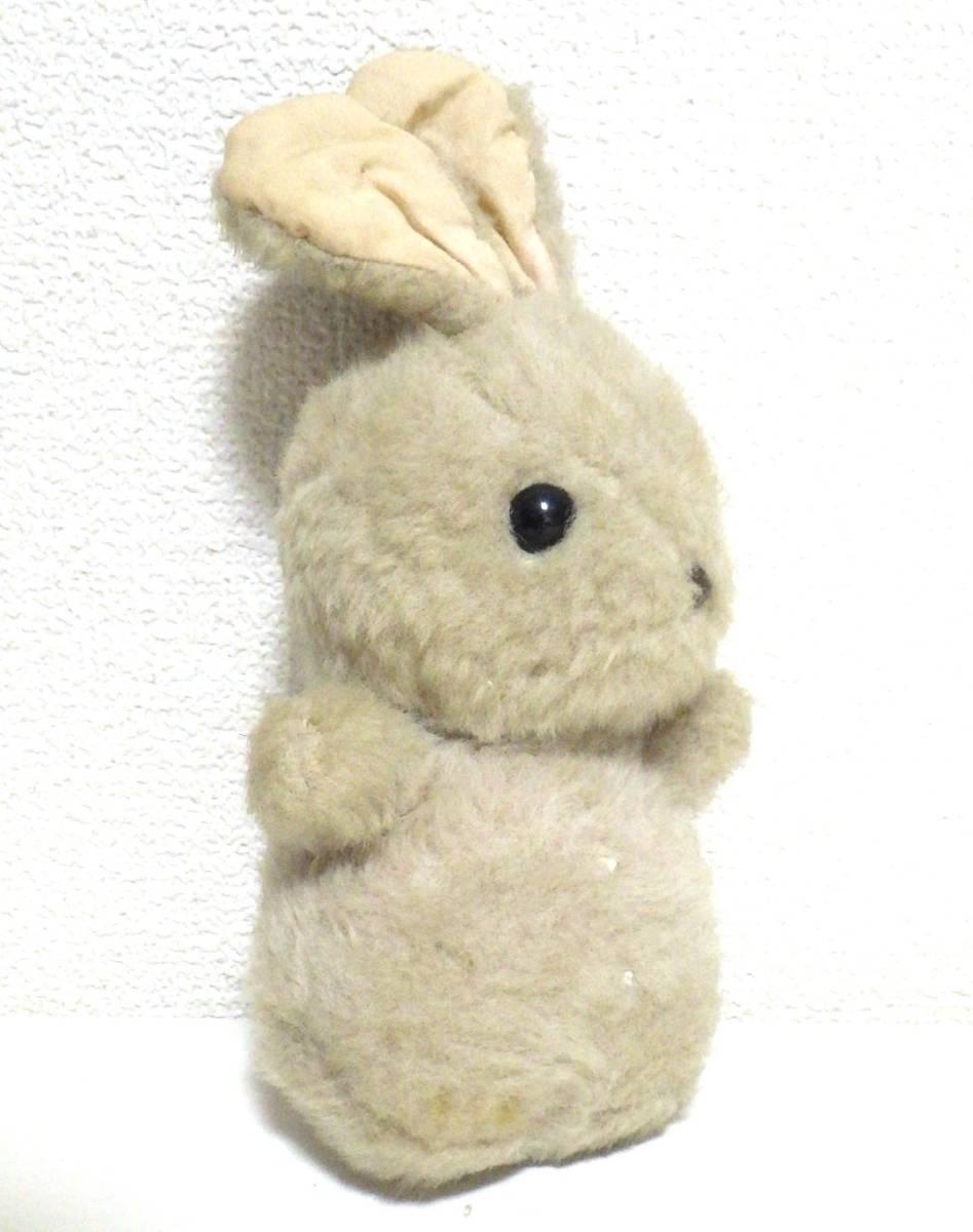 ☆レア☆希少☆サンリオ ウサギ うさぎ ぬいぐるみ 1982 昭和レトロ 日本製 当時物_画像2