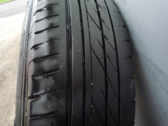 DAYTONA デイトナ クローム グッドイヤー ナスカー 車検OK 195/80R15 200系ハイエース NV350キャラバン レジアスエース_画像3