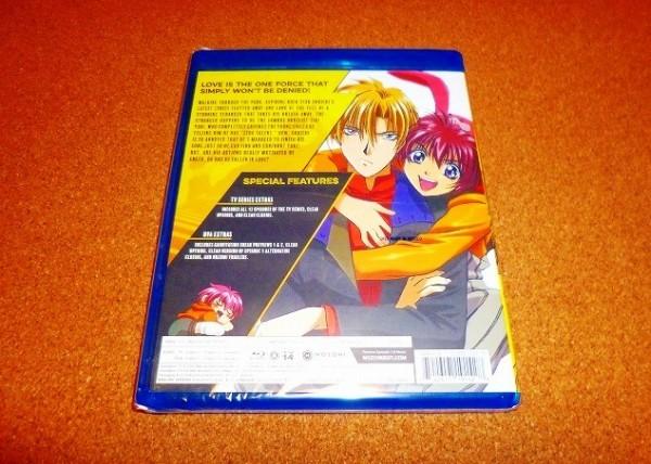 新品BD 【グラビテーション】全13話+OVA2話BOX!国内プレイヤーOK 北米版ブルーレイ GRAVITATION_画像2