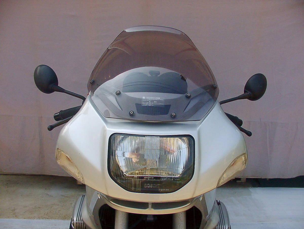 「車検:令和3年9月 自賠責:令和3年10月 BMW R1150RS パニアケース左右(ドーケンリッド付)」の画像3