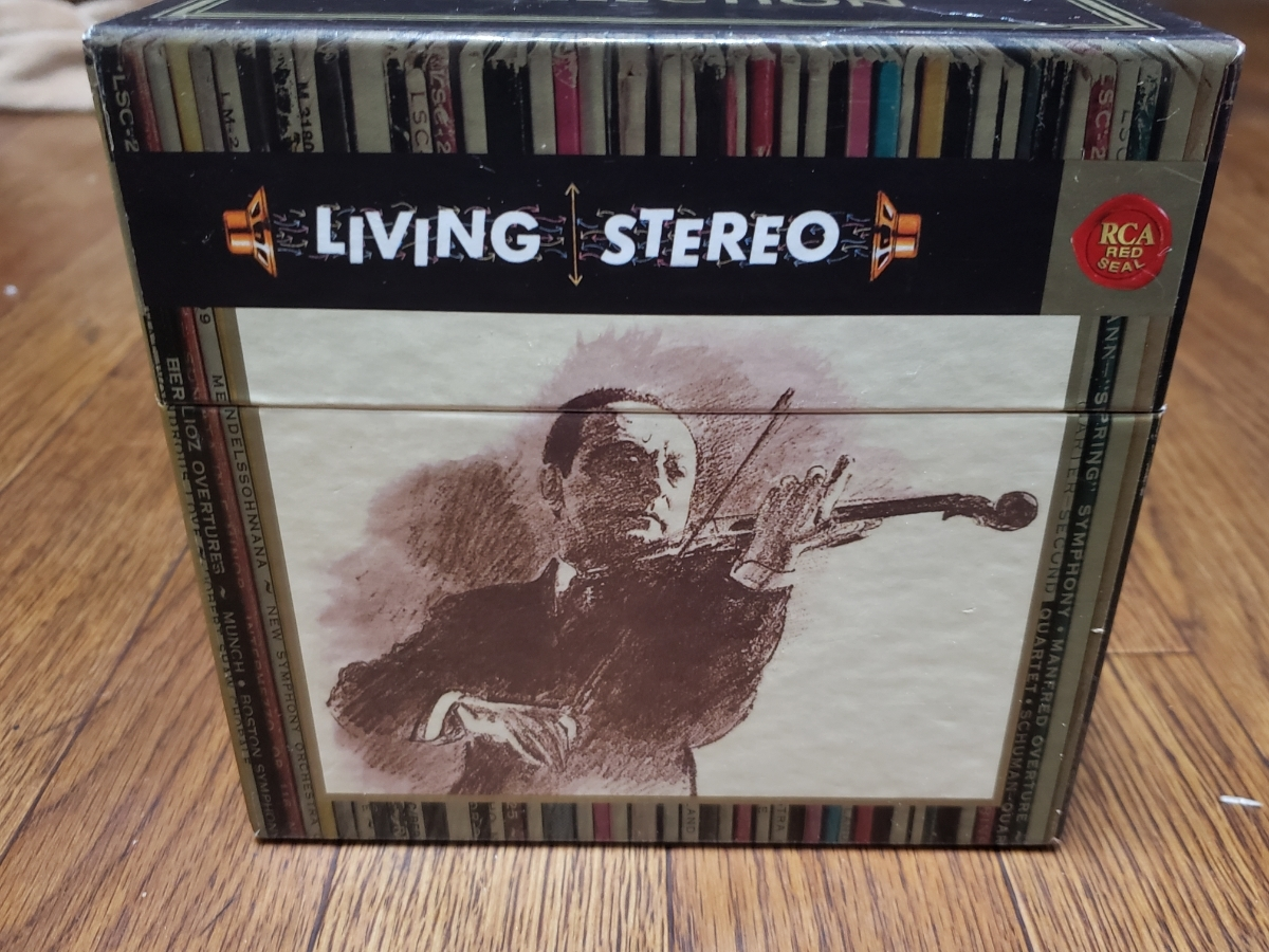 LIVING STEREO 60CD COLLECTON