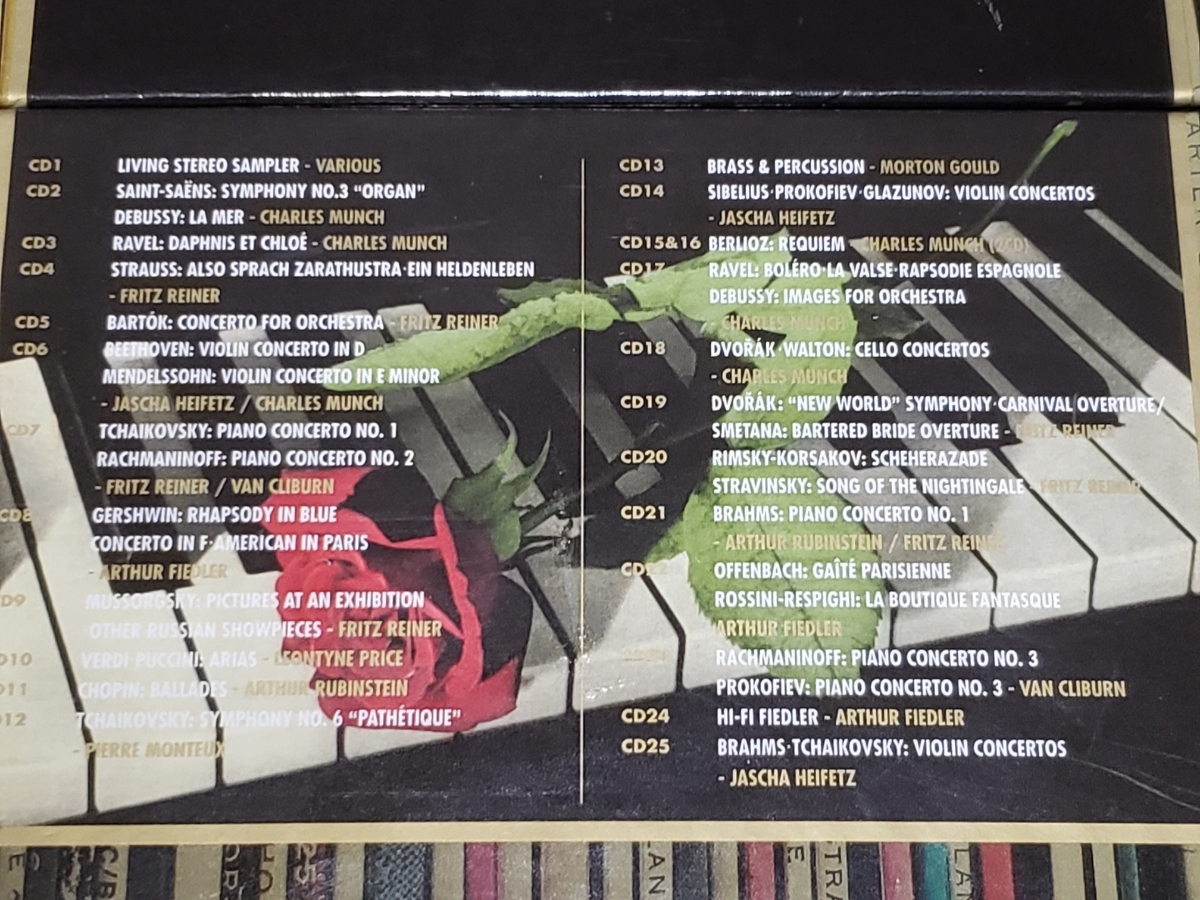 LIVING STEREO 60CD COLLECTON _画像6
