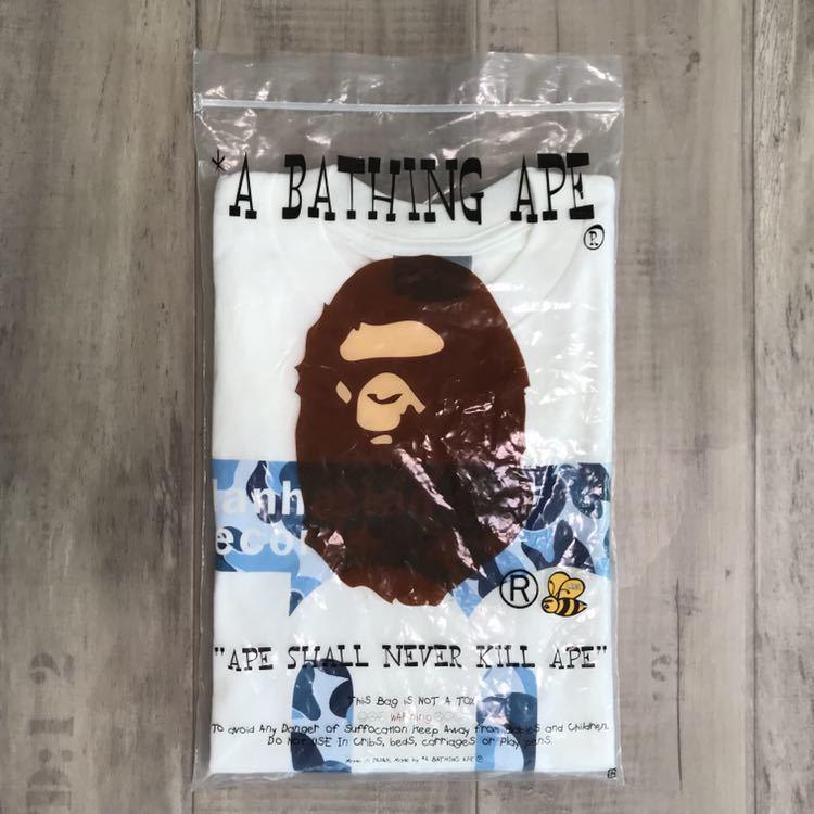 ★新品★ Manhattan Records × BAPE Tシャツ Lサイズ a bathing ape マンハッタンレコード エイプ ベイプ ABC camo ABCカモ nigo 迷彩_画像8