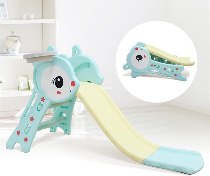 高品質★子狐滑り台 子供用スライド 室内すべり台 ベビー用滑り台 折りたたみ滑り台 遊園地組み合わせ 室内遊具 子供用おもちゃ R77-238