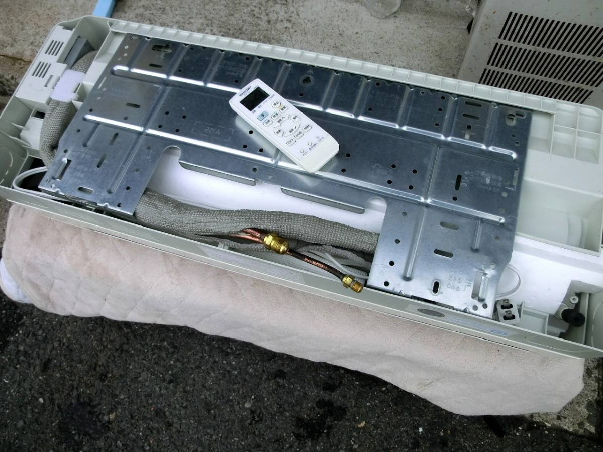 シャープ エアコン AY-E22SD 2015年製_画像7