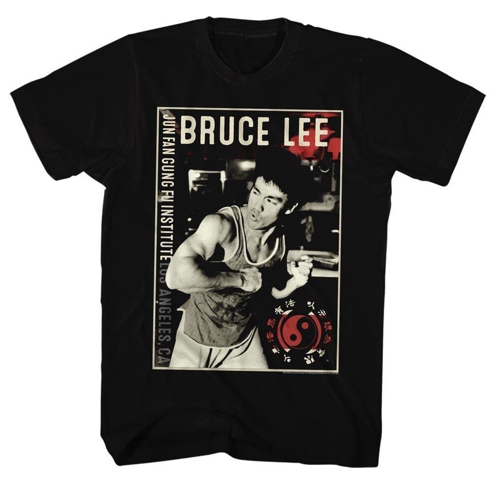 海外限定品 送料込み  ブルース・リー 李小龍  シャツ サイズ各種 81_画像1