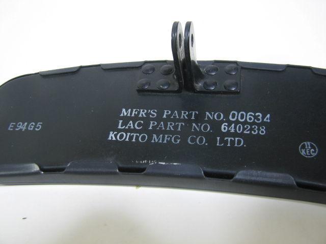 コックピット バックミラー 小糸製 戦闘機用 自衛隊/米軍_画像3