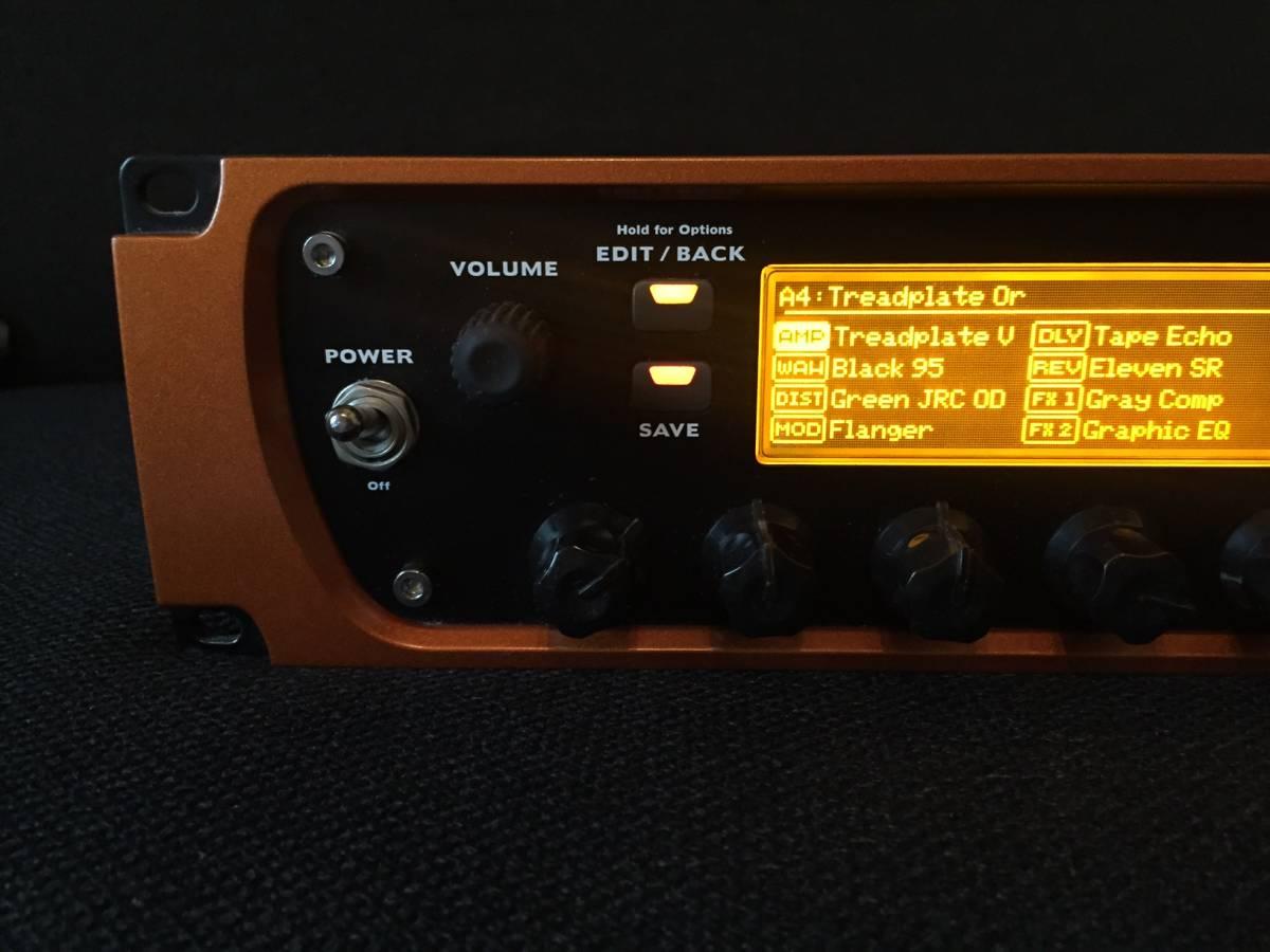 Аудио интерфейс AVID Eleven Rack Pro Tools LE