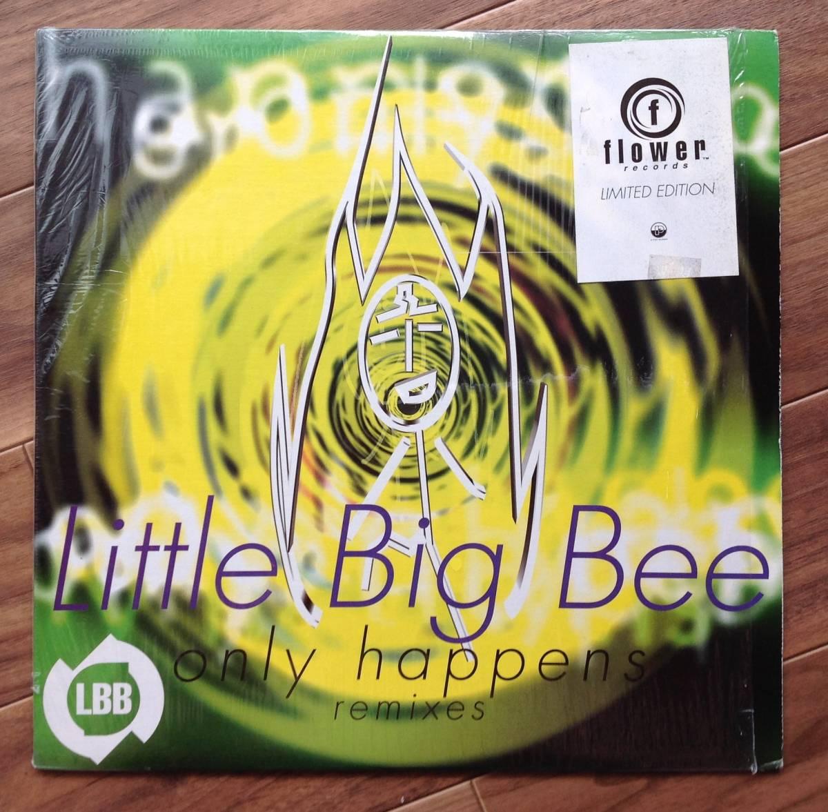 Little Big Bee - Only Happens Remixes