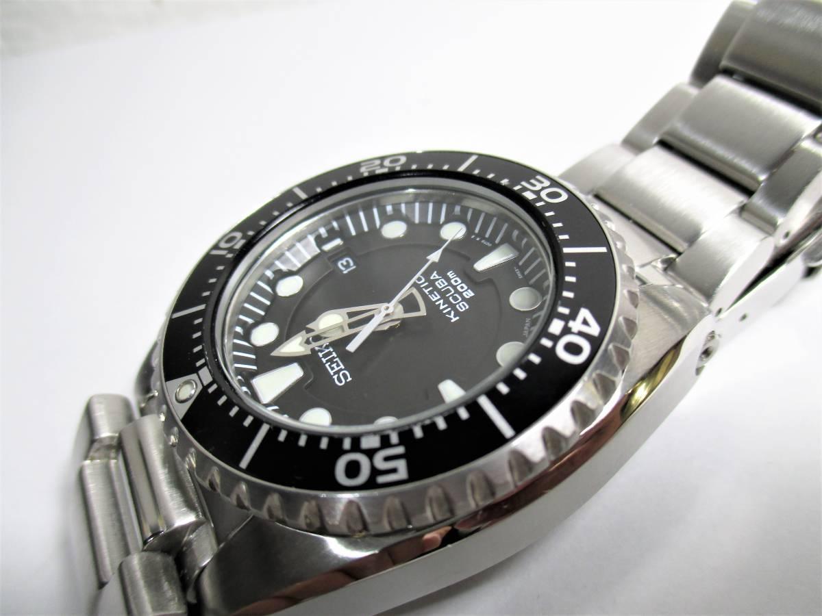 売切 美品 プロスペックス ダイバースキューバ キネティック SBCZ011 (40_画像3
