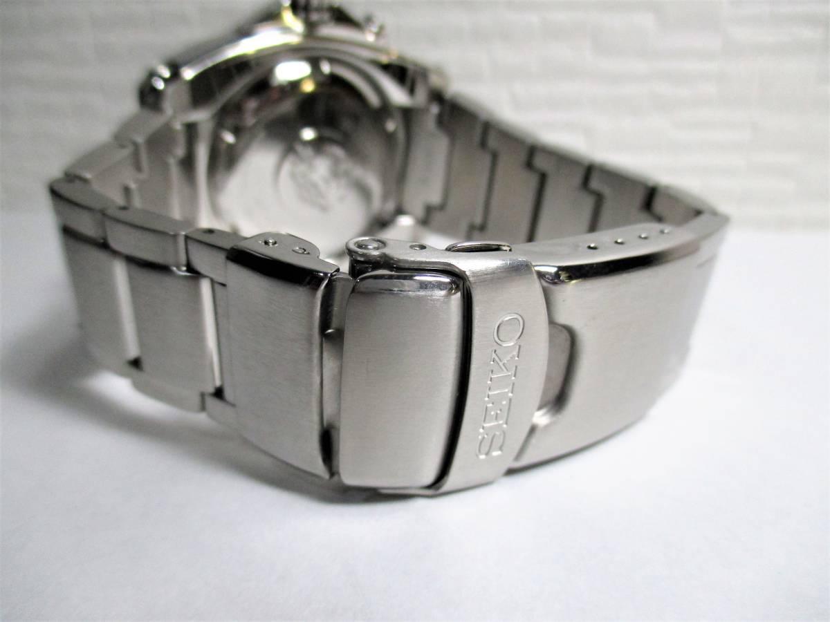 売切 美品 プロスペックス ダイバースキューバ キネティック SBCZ011 (40_画像6