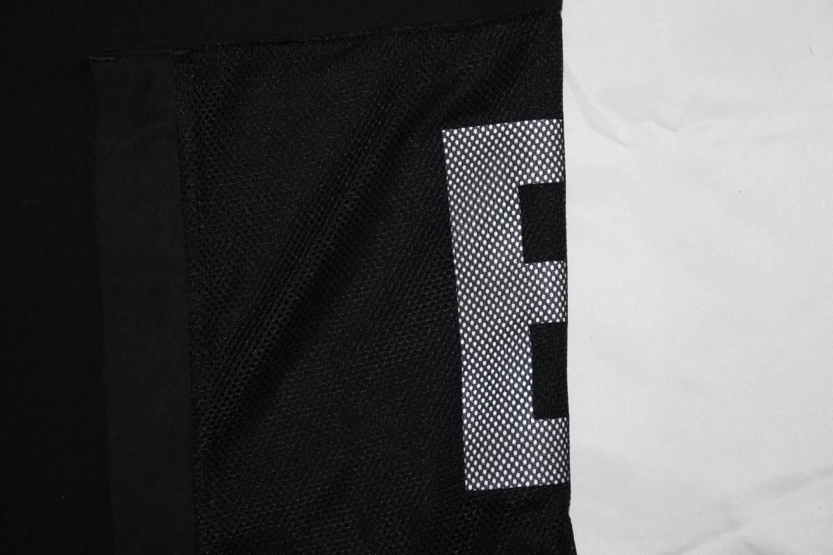ナイキ × アンダーカバー コラボ Tシャツ 黒 M 新品 NIKE x UNDERCOVER CHAOS BALANCE TEE BLACK NEW 2019SS_画像8