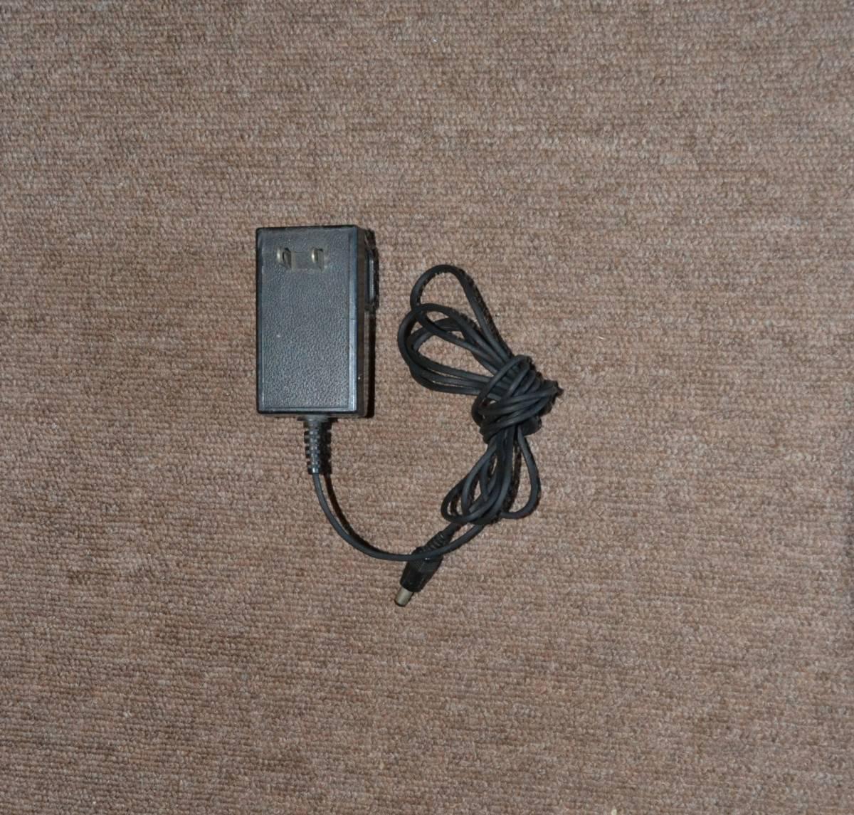 SONY AC ADAPTOR AC-9 6V 300mA スカイセンサー 100V 50HZ/60HZ_画像2