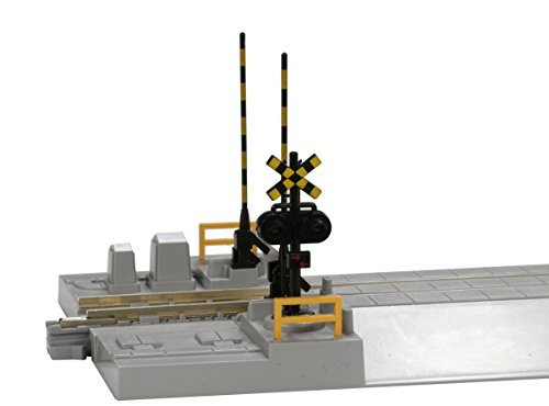 □1点限り!KATO Nゲージ 踏切線路#2 124mm 20-027 鉄道模型用品_画像2