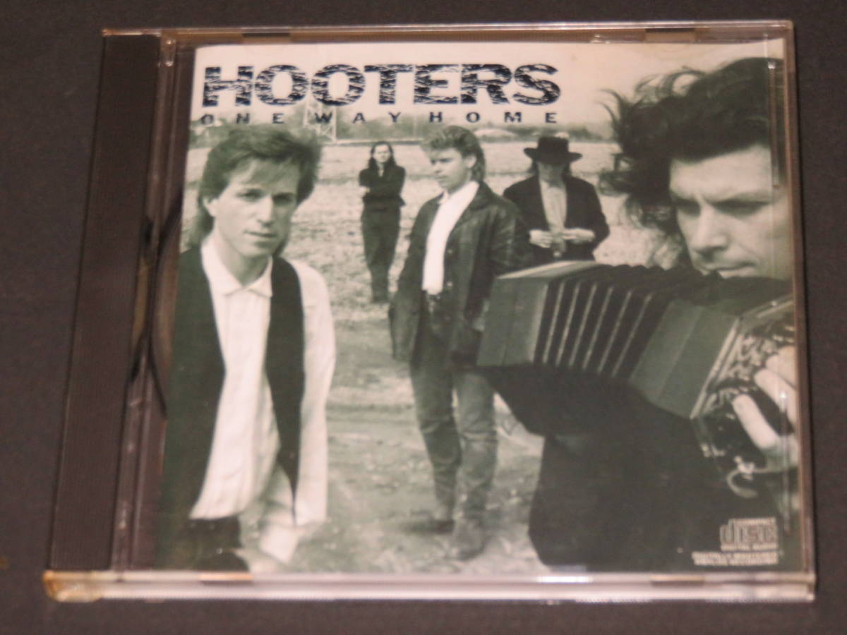 ◆The Hooters◆ One Way Home CD フーターズ 輸入盤 2nd